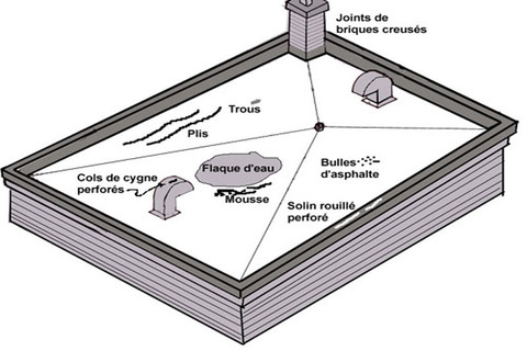 inspection toits plats preachat