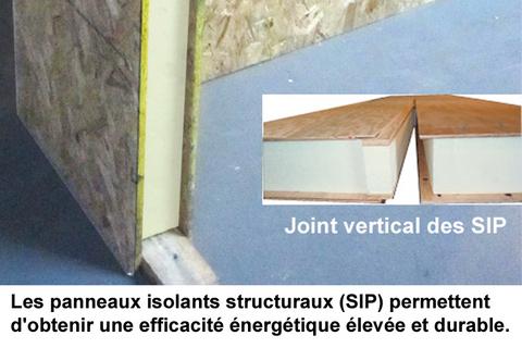 design construction solaire sip