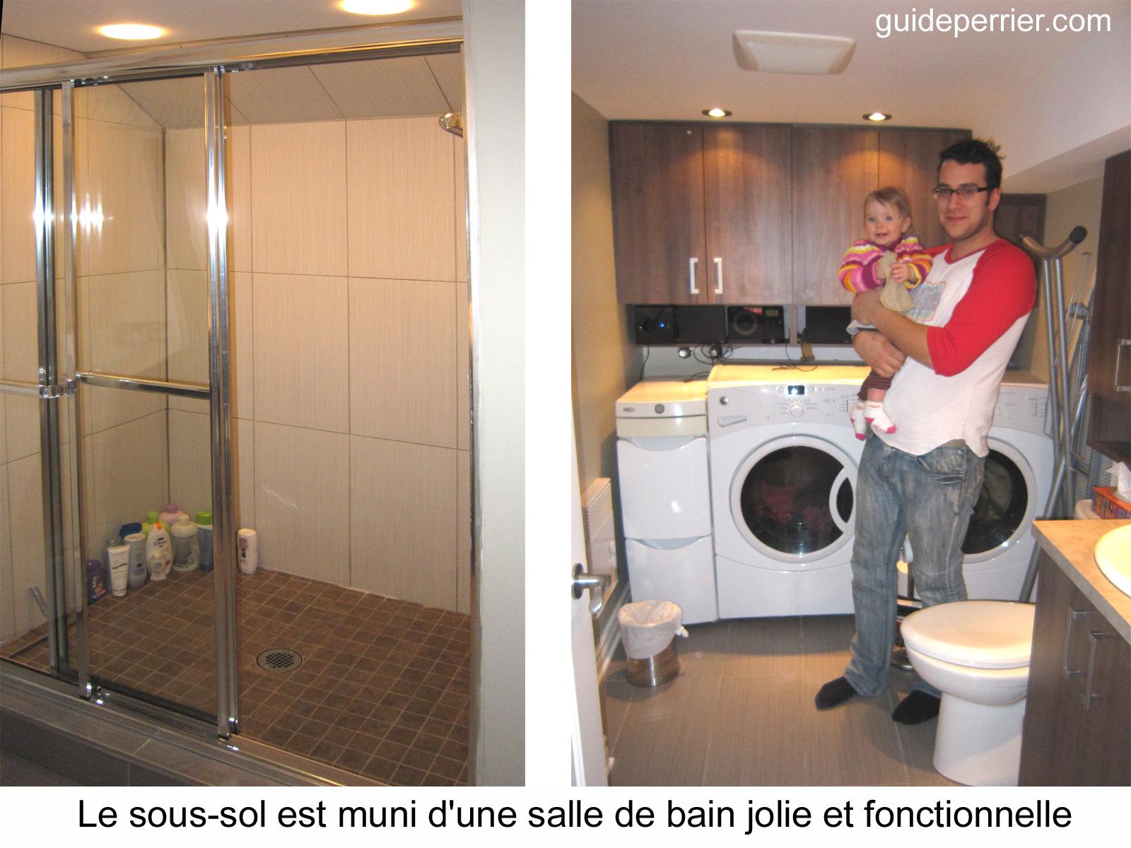 Plomberie Salle De Bain Sous Sol sous-sol rénové : rénovation réussie à montréal