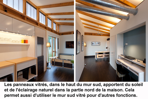 design maison solaire quebec