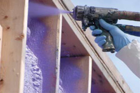 isoler murs polyurethane