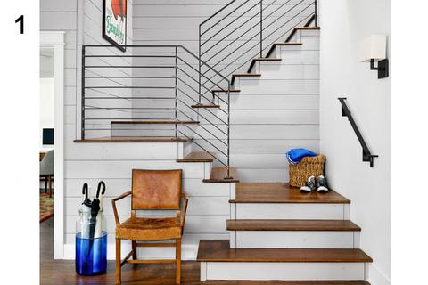 escalier contemporain montreal