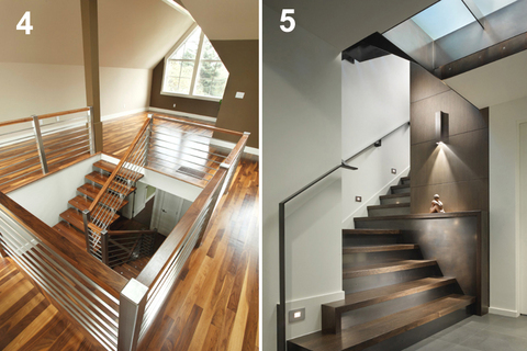 renovation escalier interieur