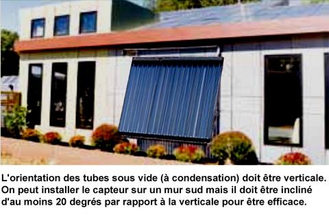 capteurs solaires montreal