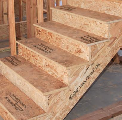 escalier structure bruits craquements