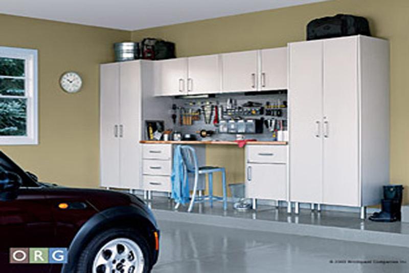 garage rangement armoires