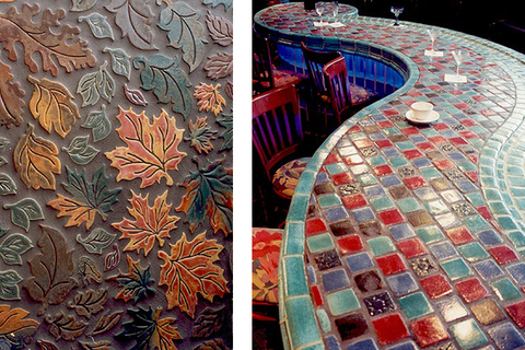 mosaiques ceramique