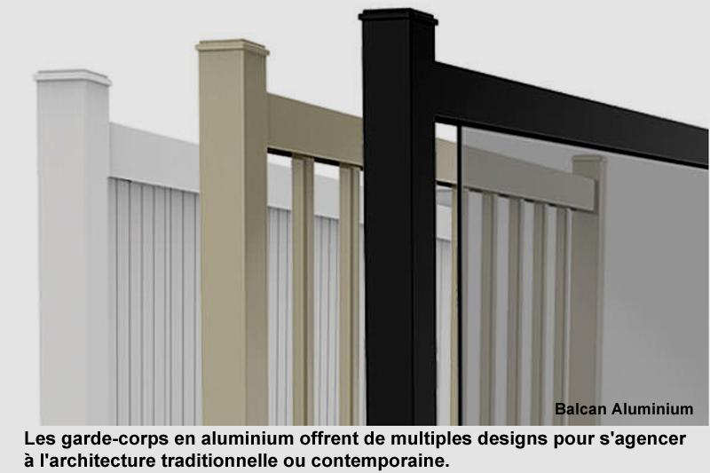 rampes aluminium montreal
