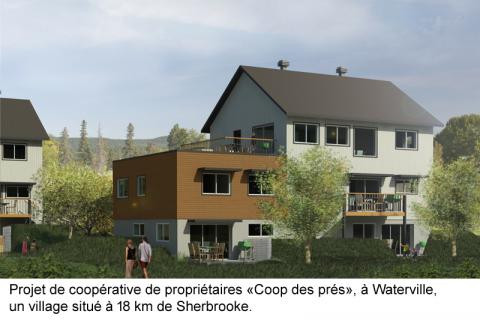 coop maisons waterville