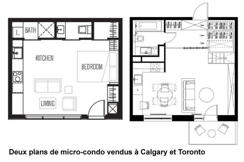 plans micro condo