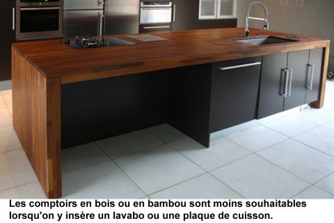 _comptoir bois